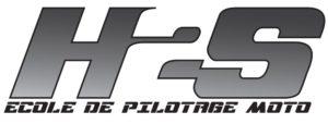 logo H2S moto école pilotage