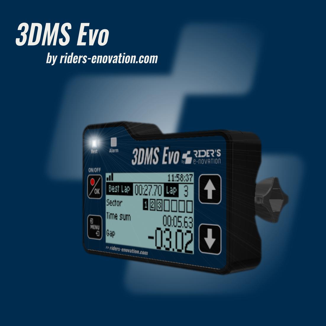 3DMS Evo revealed