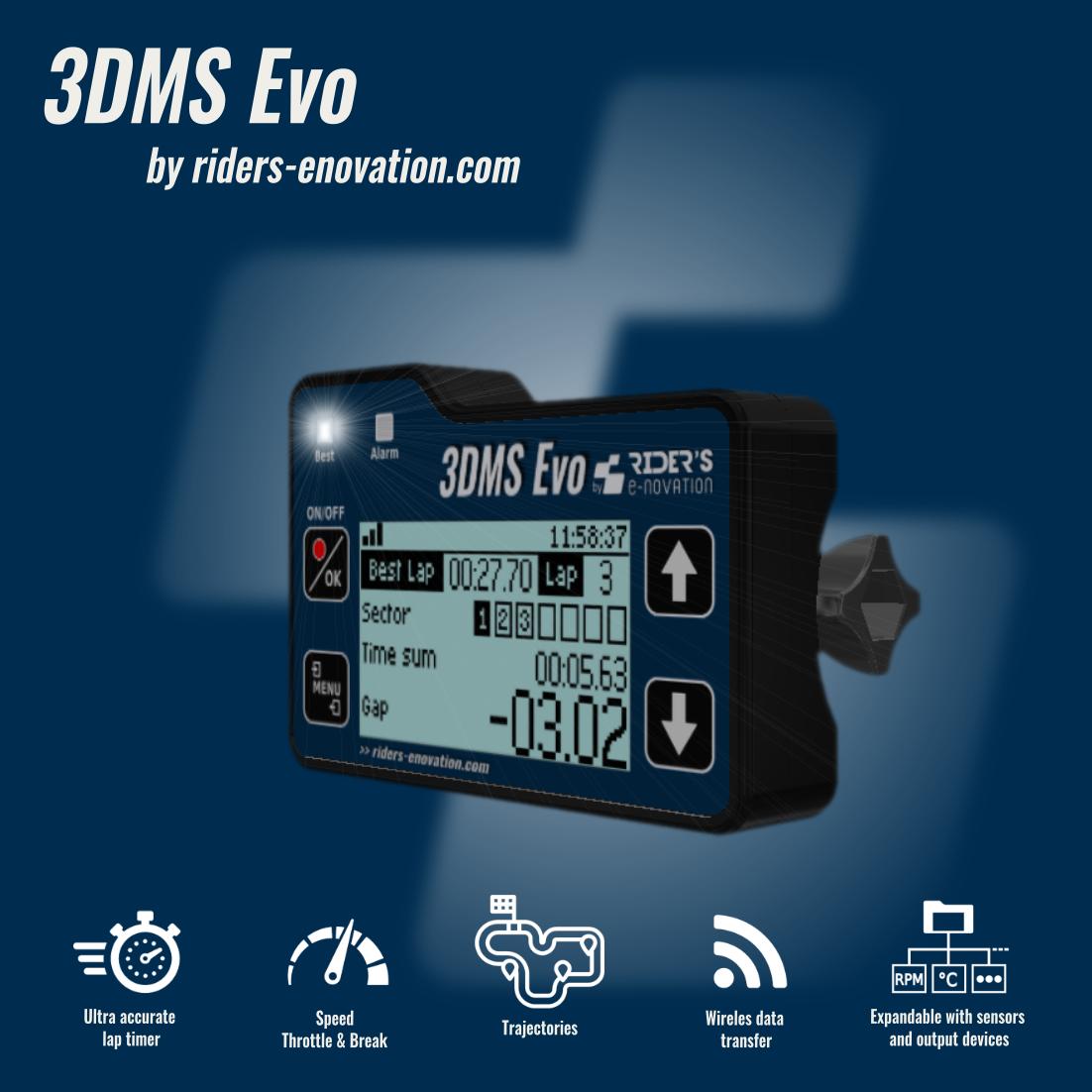 Présentation 3DMS Evo