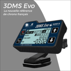 Référence chrono circuit 3DMS Evo