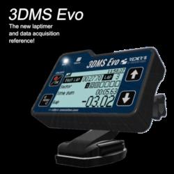 3DMS Evo laptimer reference